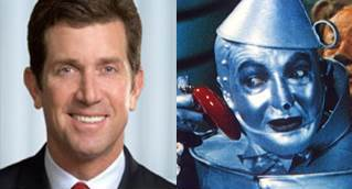 Alex Gorsky as the Tin Man final