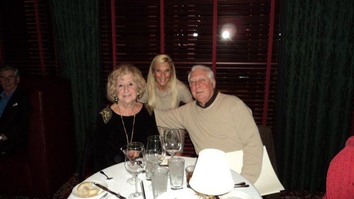 Mom and Dad Capital Grille December 24 2010