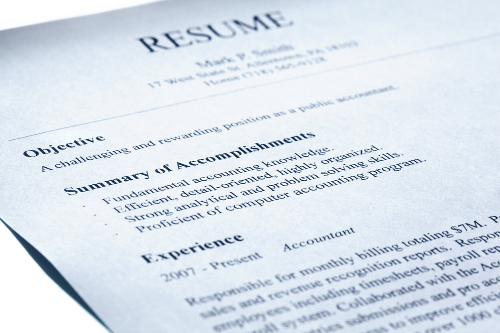 Using an Objective Statement on a R sum is Pass KILLING MY CAREER – Resume No Objective