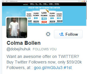 How to get rid of fake followers on Twitter