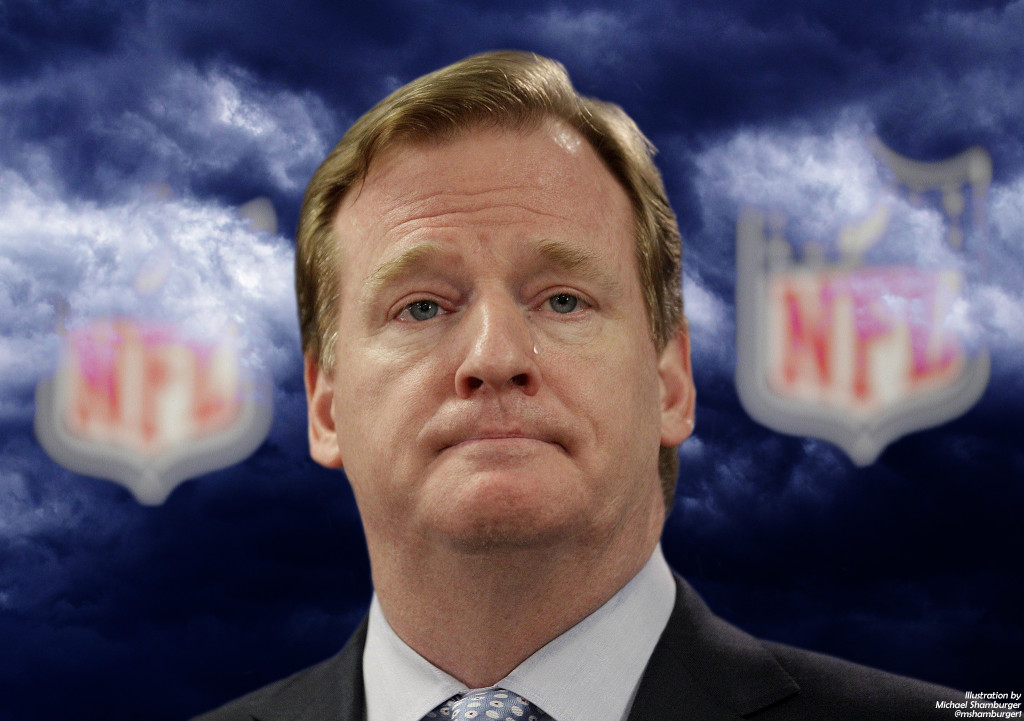 The NFL Owers Need to fire roger-goodell