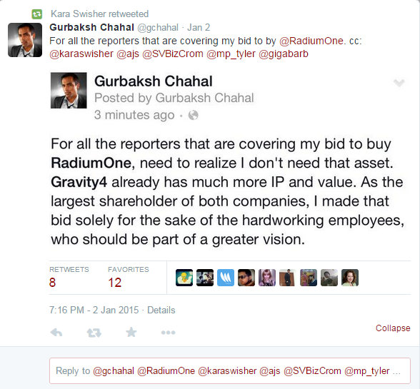 Gurbaksh Chahal - manipulating and controlling the media