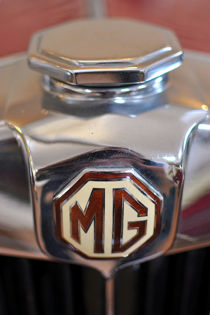MG Car Logo