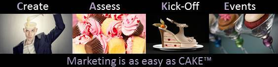 Marketing is as easy as Cake MMpiHer Consulting