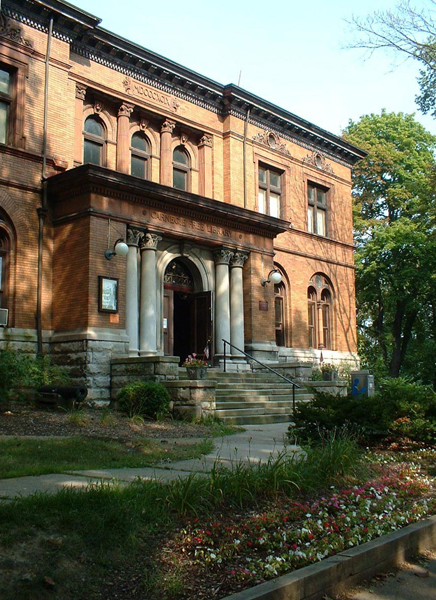 library-front