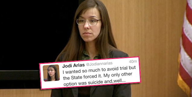Single White Female: Jodi Arias-Jurors, Media & County Attorneys ...