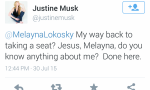 Elon Musks ex wife Justine government subsidies 2 Do you know anything about me