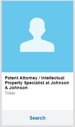 Patent Attorny Intellectual Property Specialist at Johnson & Johnson Killing My Career