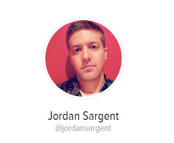 Jordan Sargent Agent of Satan or Reporter at Gawker Same Difference