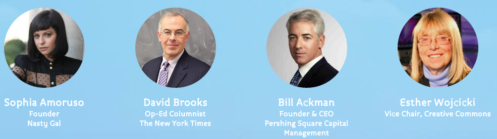 Bill Ackman the most hated man in business.