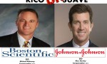 Boston Scientific's CEO Michael Mahoney & Johnson & Johnson's CEO Alex Gorsky