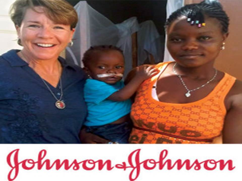 Sheri Woodruff Johnson & Johnson Spokeswoman regarding Transvaginal Mesh