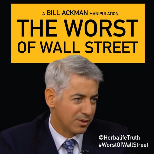 The Worst of Wall Street