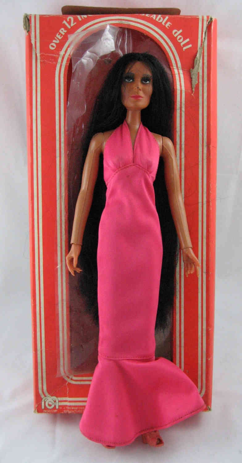 Cher Doll 1970s