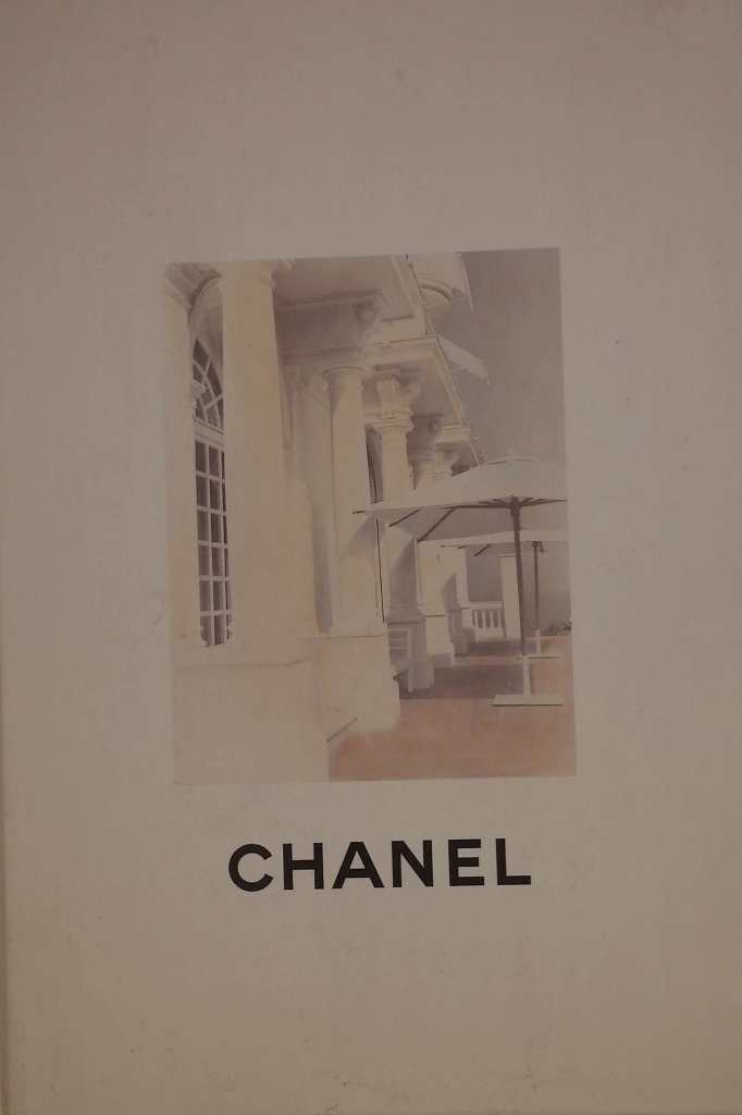 Chanel Collection Croisiere 1995-1996 Cover