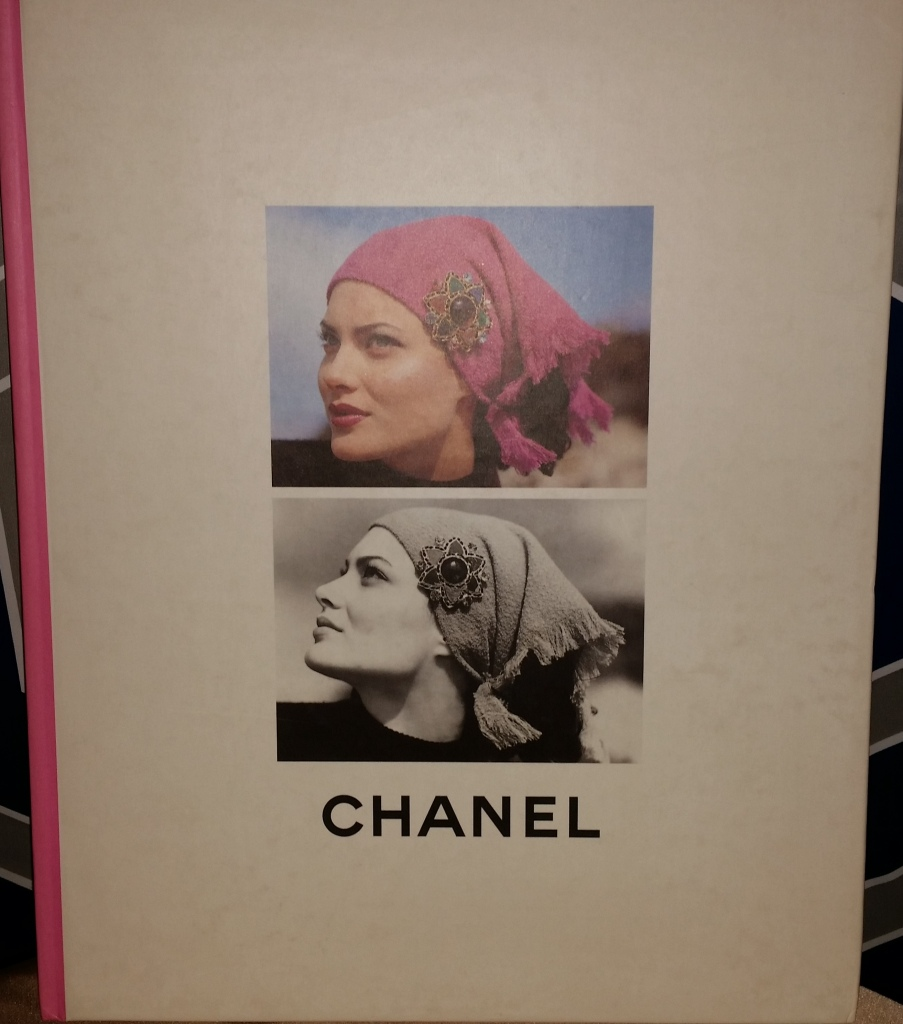 Cover Chanel Collection Automn-Hiver 1995 1996