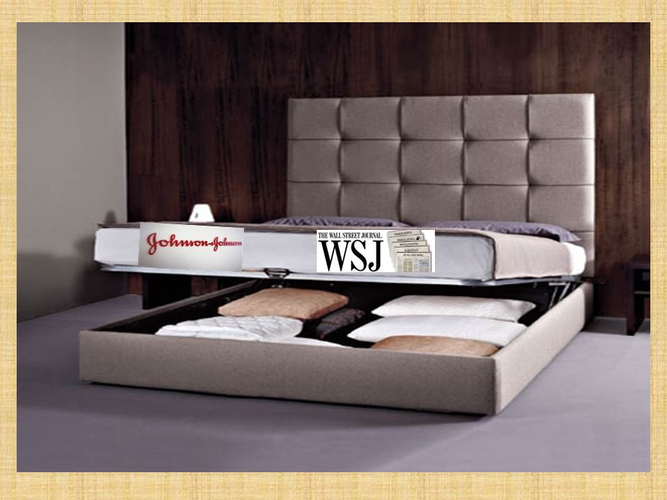 Is Johnson & Johnson In Bed with The Wall Street Journal