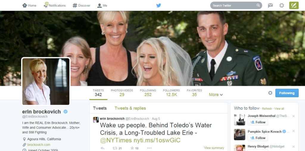 erin-brockovich Twitter Personal Page