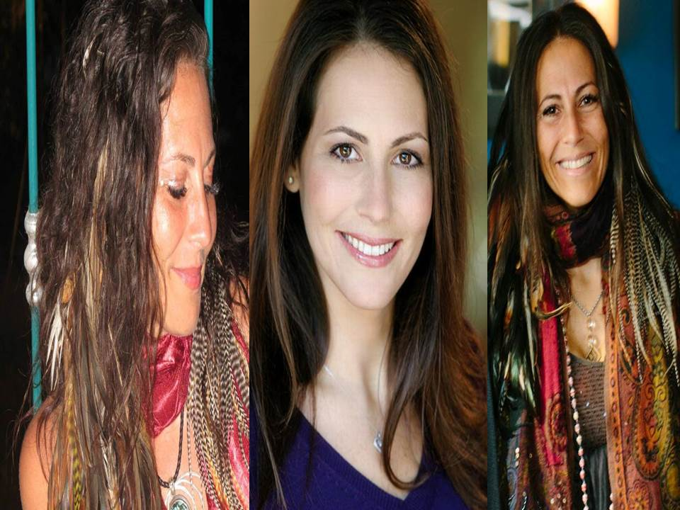 The Many Faces and Names of Alexis Martin Neely Ali Shanti