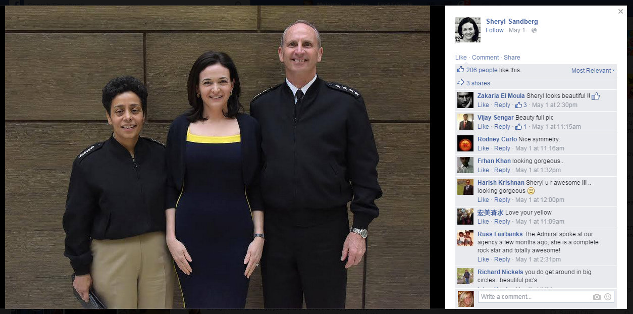 Sheryl Sandberg May 1 image 4