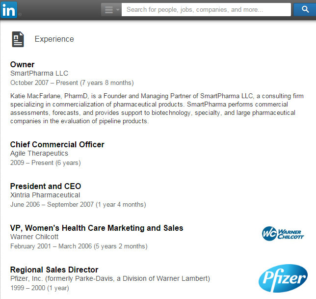 SmartPharma LLC  a consulting firm
