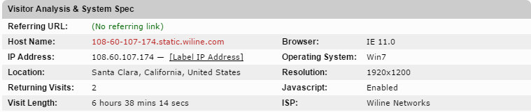 Site Hack attempt second in two days 6 11 2015