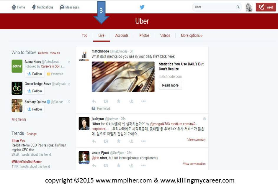 #Ubered Case Study #TheSociopathicBusinessModel 3 Killing My Career