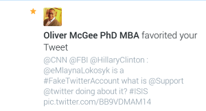 Oliver McGee