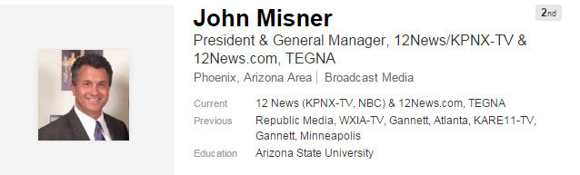 Are white male media executives in Phoenix fraudulently manipulating race for ratings?