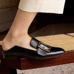 Bally loafer mule Spring 2016