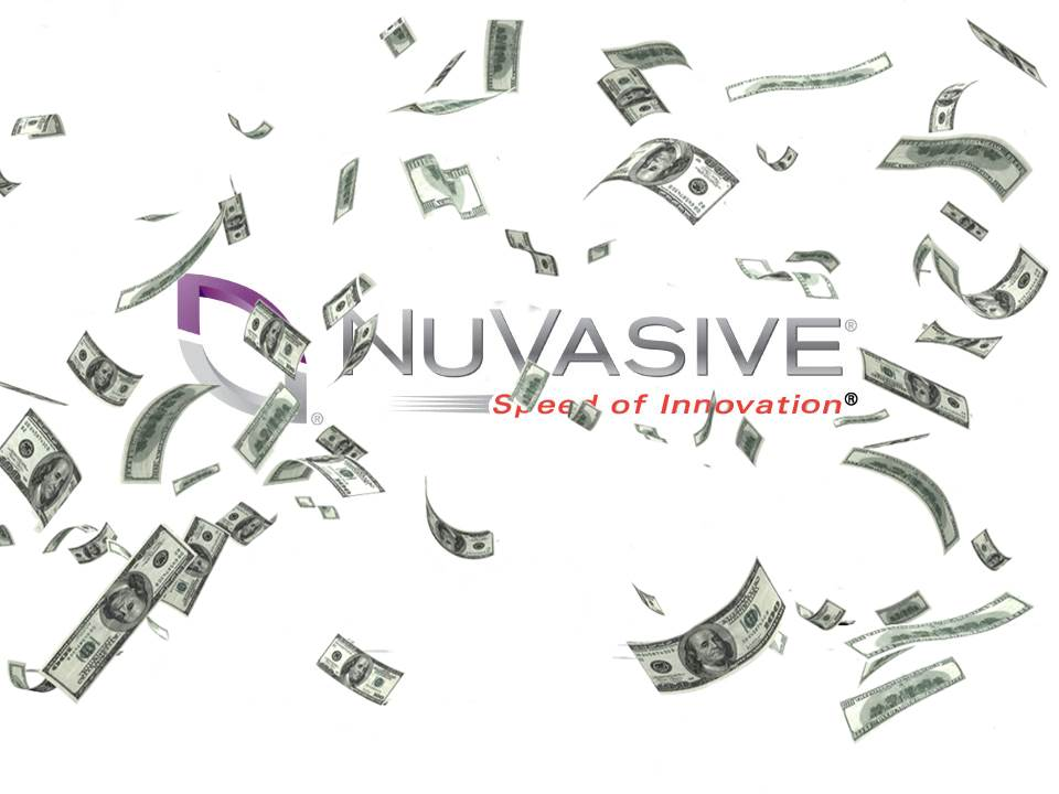 NuVasive Just won the FDA Lottery