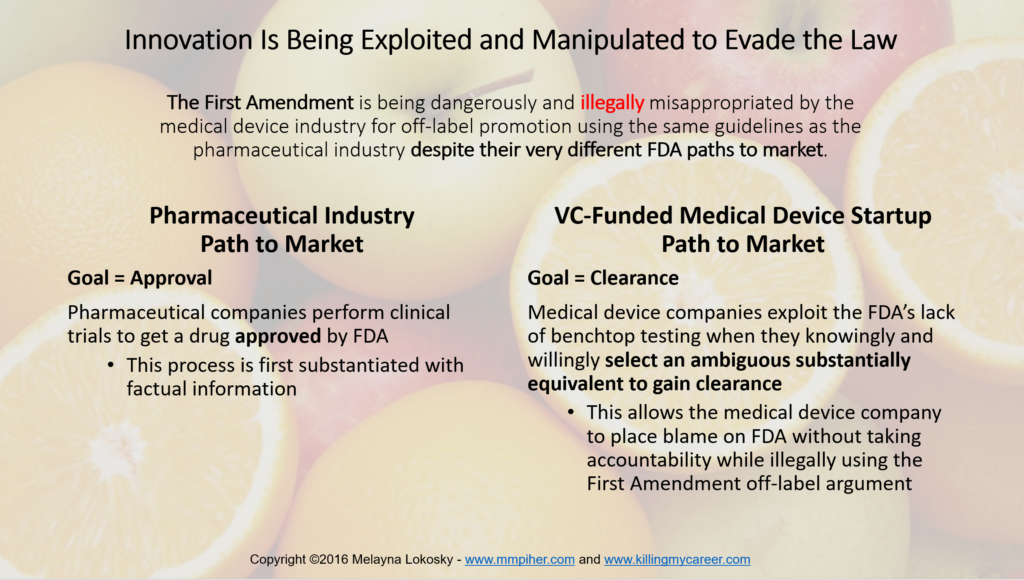 innovation-is-being-exploited-manipulated-to-evade-the-law-in-medical-devices3