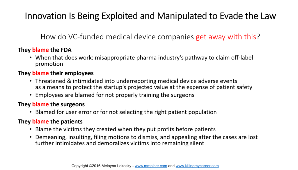 innovation-is-being-exploited-manipulated-to-evade-the-law-in-medical-devices5